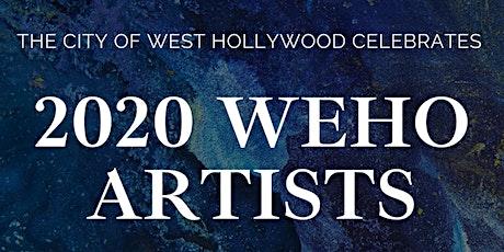2020 WeHo Artists - A Celebration