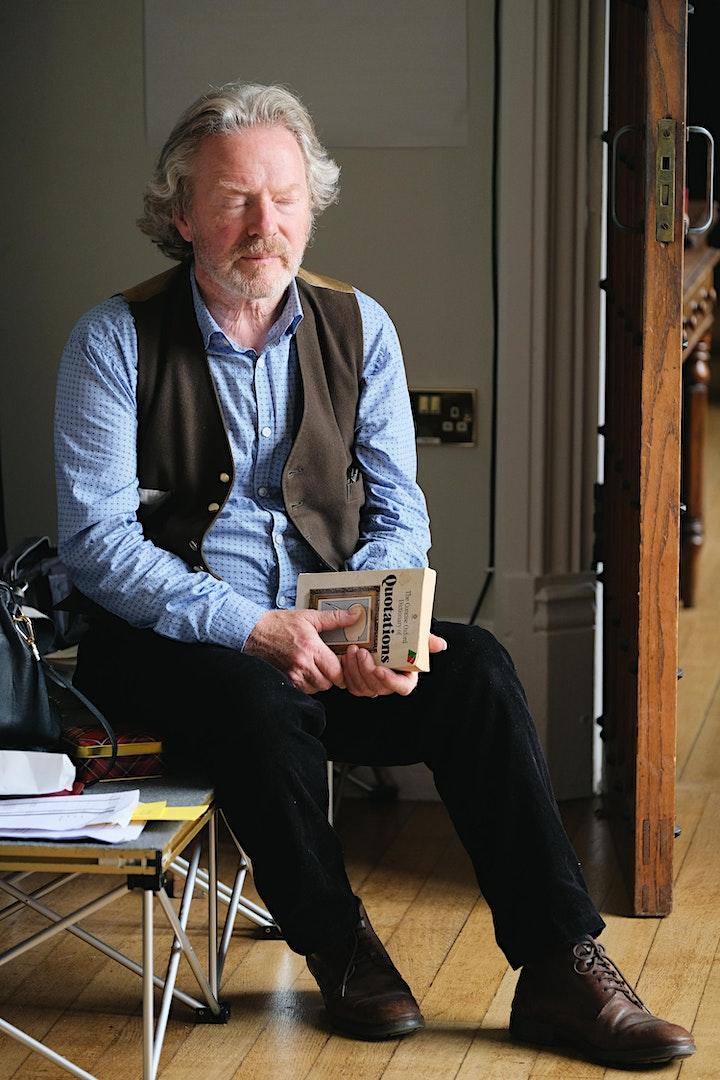 FROM A DISTANCE Online Songwriting Retreat Reg Meuross Findlay Napier image