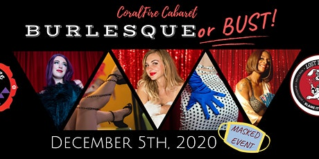 Burlesque or BUST! tickets