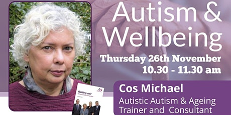 Autism & Wellbeing for Autistic People, Parents and Families tickets