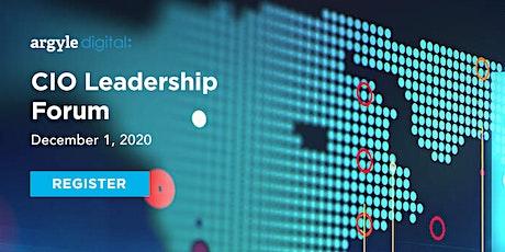 CIO Leadership Forum tickets
