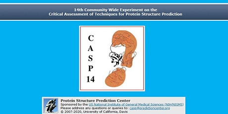 CASP14Critical Assessment of Structure Prediction tickets