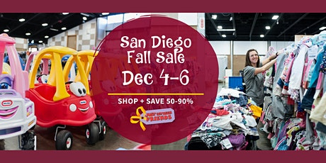 JBF San Diego General Admission Ticket | FALL 2020 Sale tickets