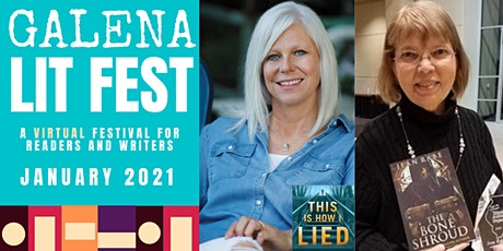Galena LitFest: Dining with the Authors tickets