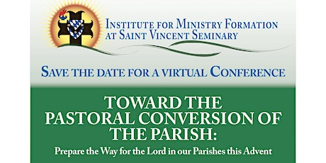 2020 Pastoral Conversion Advent Conference tickets