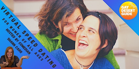 Virtual Lesbian Speed Dating for Women of ALL Ages tickets