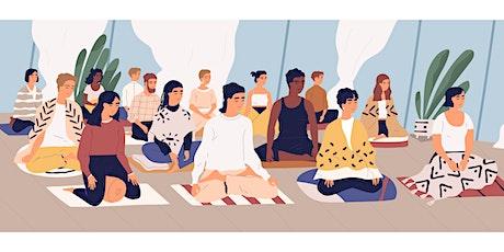Half-Day Silent Meditation Retreat (Online, Donation-Based) tickets