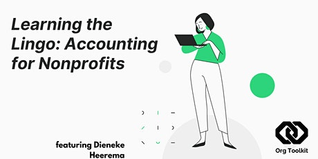 Learning the Lingo - Accounting for Nonprofits tickets