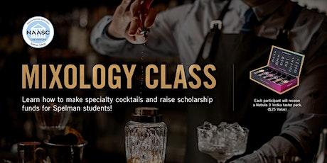 NAASC-LA Mixology Class tickets