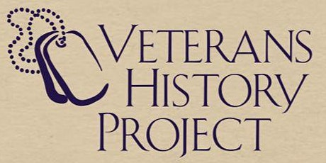 Veterans History Project tickets