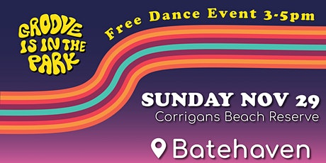 Groove is in the Park - Batehaven tickets