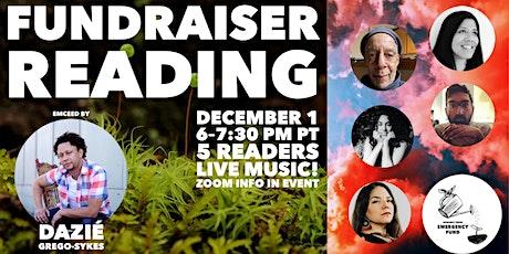 Fundraiser: Nomadic Press Emergency Fund tickets