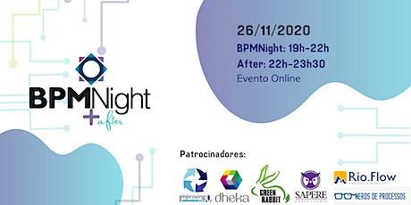 BPMNight + After - Rio de Janeiro bilhetes