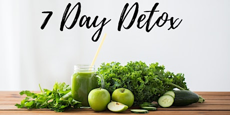 The 7 Day Detox tickets