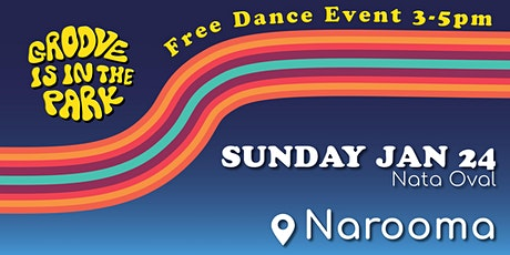 Groove is in the Park - Narooma tickets