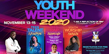 VBM  Youth Weekend 2020 tickets