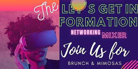 Let's Get IN- FORMATION Networking Event tickets