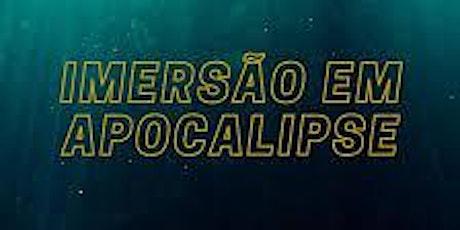 IMERSÃO APOCALIPSE ingressos