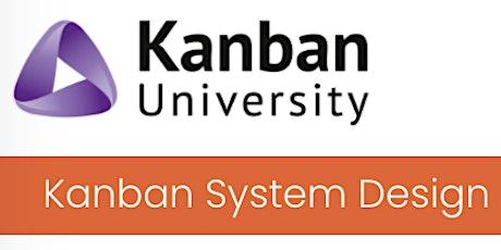 Kanban System Design (KMP I) online Tickets