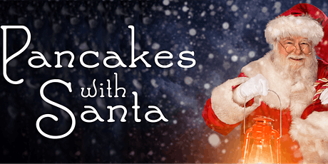 Tannehill State Park Pancakes With Santa tickets