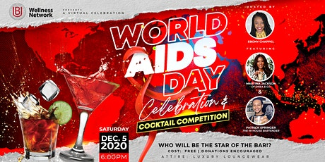 World AIDS Day: Celebration & Cocktail Competition tickets