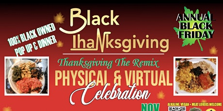 Black Thanksgiving 2020 tickets