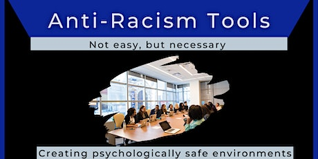 Anti-Racism Tools tickets