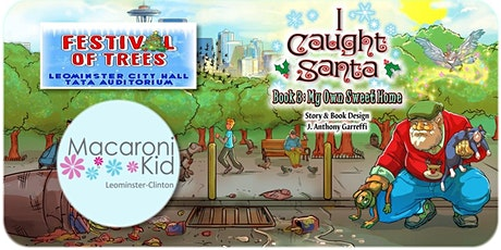 "Storytime & Craft event with ""I Caught Santa"" at the Festival of Trees tickets"
