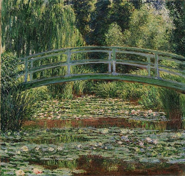 Monet: Paintings of Giverny - Livestream Program image