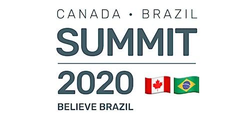Canada Brazil Summit 2020 tickets