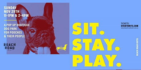 Sit.Stay.Play - Dog Takeover tickets