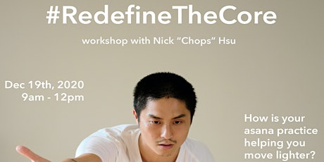 "Nick ""Chops"" Hsu - Up Your KQ (Kinetic Intelligence) Workshop tickets"