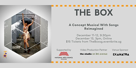 The Box: A Concept Musical tickets