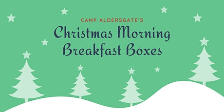 Camp Aldersgate's Christmas Morning Breakfast Boxes tickets