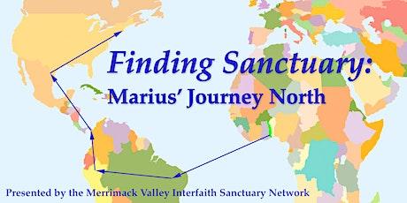 Finding Sanctuary: Marius' Journey North tickets