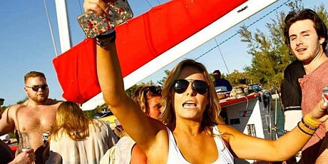 MIAMI BOAT PARTY - HIP HOP MUSIC WITH 3 HOURS UNLIMITED DRINKS tickets