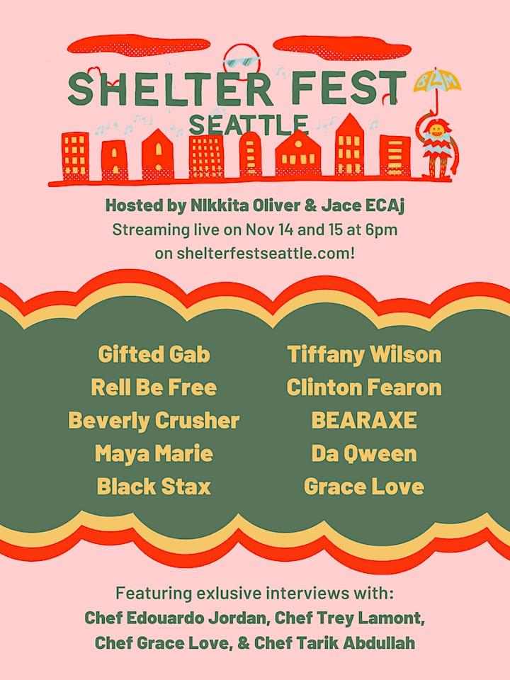 Shelter Fest Seattle image