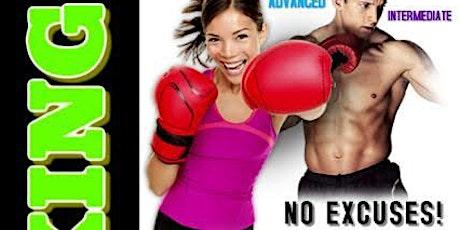 Boxing & Self-Defense Class tickets
