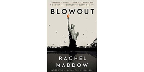 Book Review & Discussion :  Blowout tickets