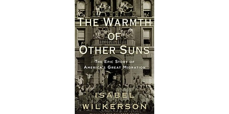 Book Review & Discussion :  The Warmth of Other Suns tickets