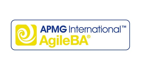 APMG Agile Business Analyst tickets