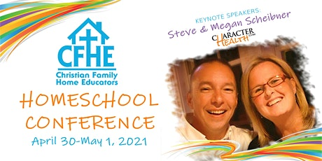 2021 Homeschool Conference hosted by CFHE tickets