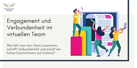 Engagement und Motivation im virtuellen Team Tickets
