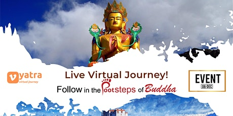 In Buddha's Footsteps tickets