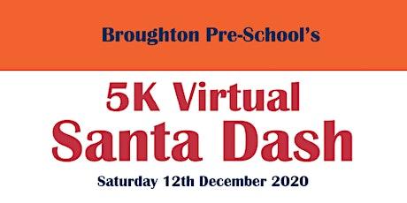 Broughton 5K Virtual Santa Dash entradas