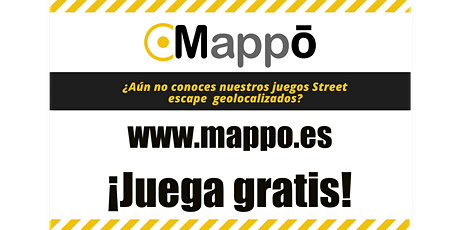 Street Escape gratis Madrid tickets