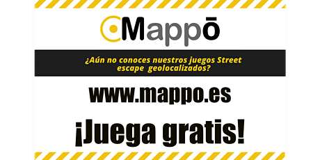 Street Escape gratis Málaga tickets