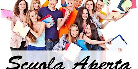 Scuola Aperta 2020 - ISIS Magrini-Marchetti - 5 Dicembre biglietti