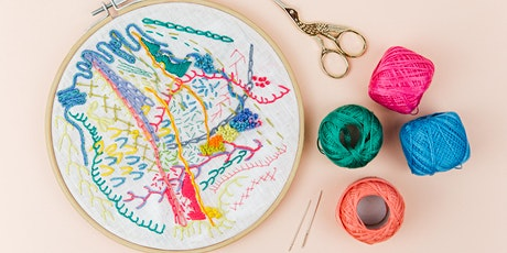 Introduction to Embroidery Workshop tickets