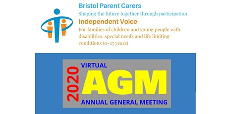 Bristol Parent Carers Annual General Meeting tickets